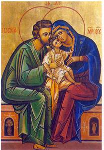 Homily for the Feast of the Holy Family of Jesus, Mary, Joseph - 2014