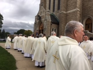 Deacon ordination 2017