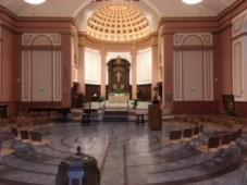 Interior St Paul